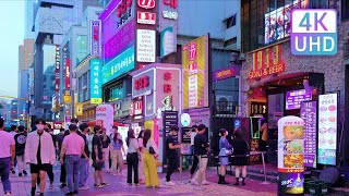 【4K UHD】 SEOUL WALK - Friday evening in Gangnam!  Is it true that Koreans dress well? Summer Fashion