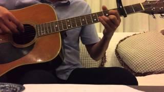 Tâm sự với người lạ guitar cover - WS