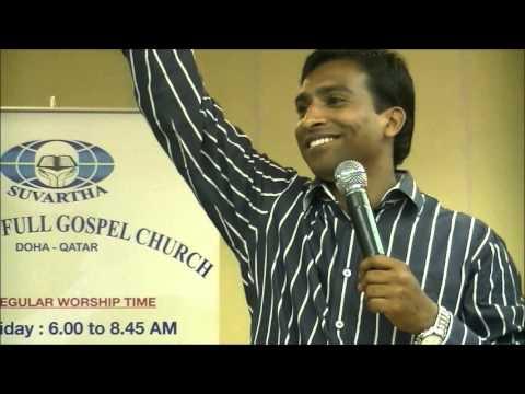 Suvartha doha-3rd day Fasting Prayer-Brother Aravind Vincent.wmv