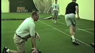 Tom Tresh's Slide-Rite - Football Prototype Footage / CMU & MPHS Football
