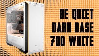 [Cowcot TV] Présentation boitier be quiet Dark Base Pro 700 White Edition
