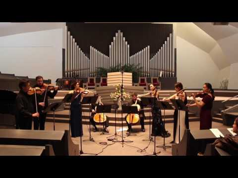 MENDELSSOHN OCTET IN E-FLAT MAJOR, OPUS 20