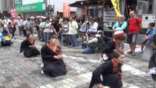 バサラ祭り2013 瞬輝 パレード演舞.