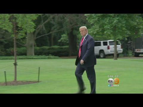 Trump To Travel To California To Meet With Wildfire Victims