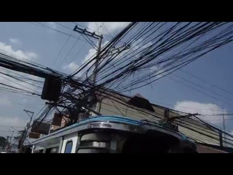 Is It So Bad? - Philippines Internet Cable & 220v Power Grid