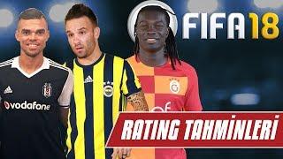 Fifa 18 Türkiye Ligi Transferleri Rating Tahminleri