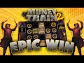 MONEY TRAIN 2 🔥 EPIC BIG WIN (NO BONUS BUY!)