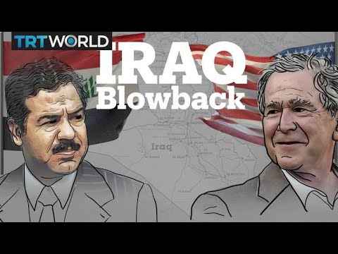 Iraq: 30 years of war