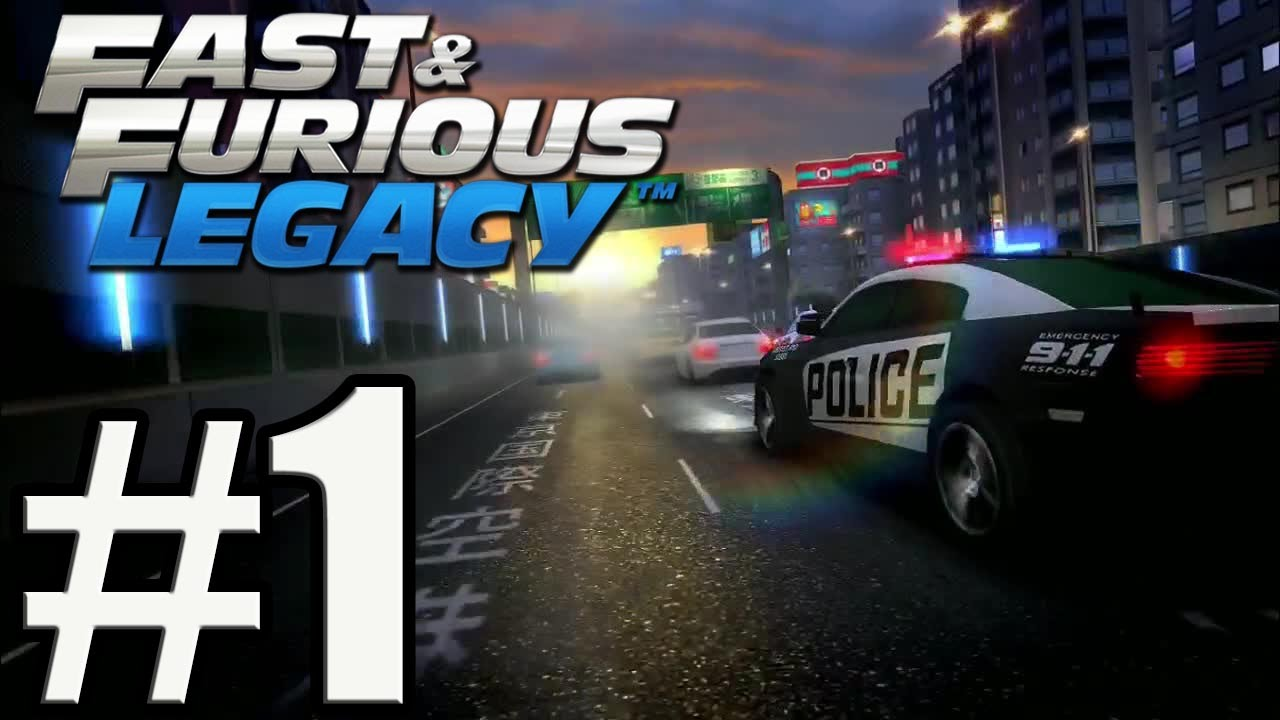 Fast And Furious Legacy Fast Amp Furious 7 Game