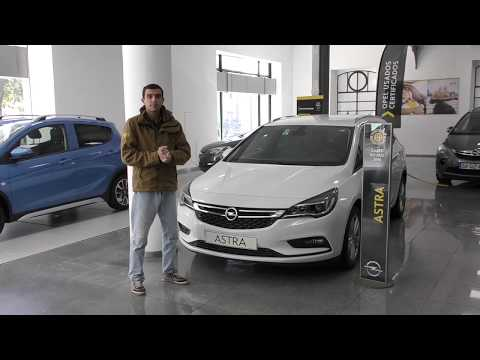 Opel Astra Sports Tourer | Black Friday Grupo Auto-Industrial