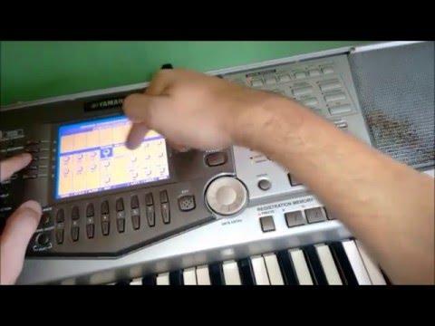 Teclado PSR 2100 yamaha, vocalist
