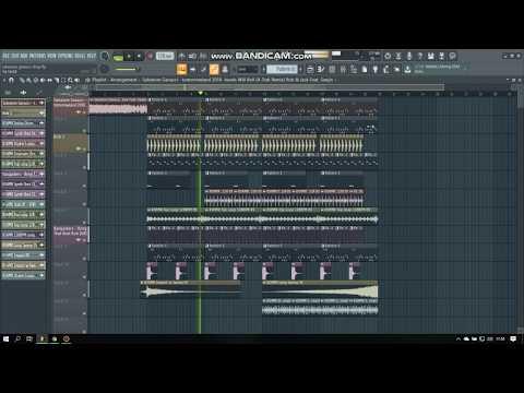 Rob & Jack X Sanjin - Bashment Ting FL Studio 20 Remake