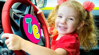 We are in the car + more Nursery Rhymes & Children's Songs