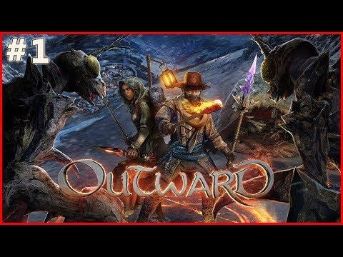 #1. Un RPG Réaliste Et Difficile ! → Outward (let's Play Gameplay Fr)
