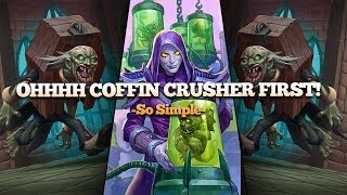 OHHH...Play the Coffin Crasher...FIRST