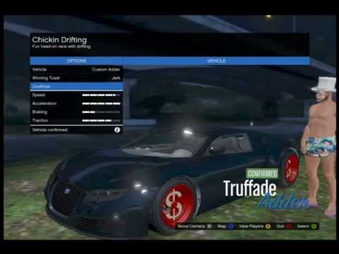 GTA 5 Online-GET YOUR OWN RACE ROCKSTAR VERIFIED (Tips & Tricks)
