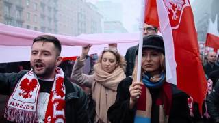 Poland - Independence March 2015 - Aftermovie - EN SUBS