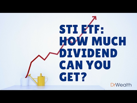STI ETF Dividend Yield   How Much Does It Gives