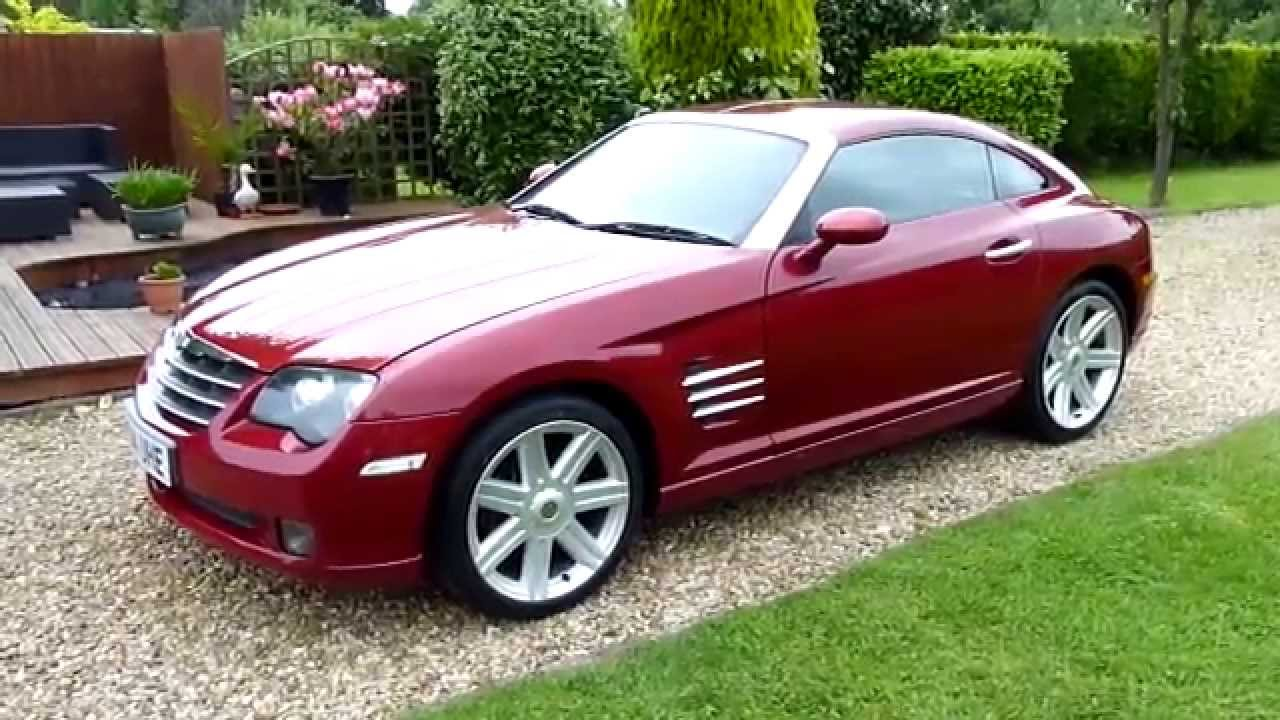 Video Review Of 2004 Chrysler Crossfire 3 2 Coupe For Sale Sdsc Specialist Cars Cambridge Youtube