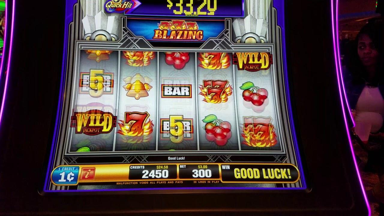 Quick hit slot machine wins