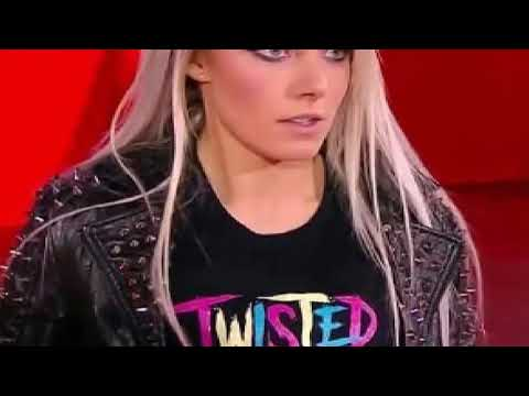 alexa bliss 5 feet of fury tribute youtube
