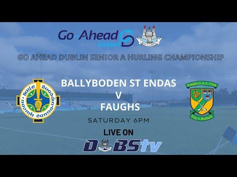 SHC A - Ballyboden St Endas v Faughs