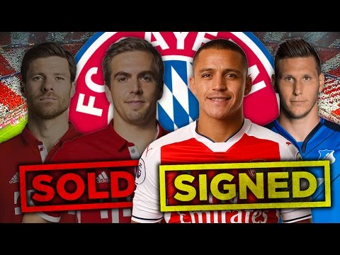 Bayern Munich To Spend £100 Million To Replace Xabi Alonso & Lahm?! | Euro Round-Up