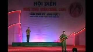 Tinh yeu nguoi chien si cong an - Tran Anh Tuan feat Trung Kien