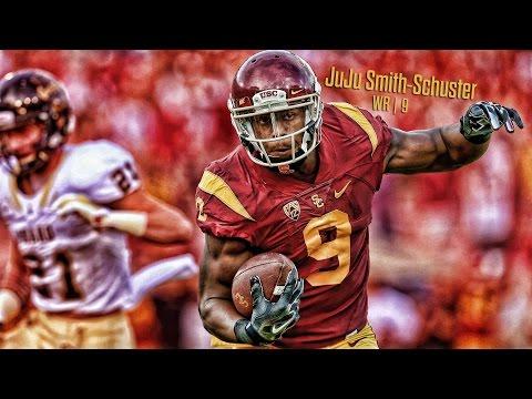 JuJu Smith-Schuster Highlights   USC WR