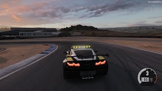 Forza Motorsport 7 - 2019 Corvette ZR1 Pace Car Gameplay [4K 60FPS]