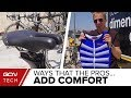Pro Cycling Hacks To Make Bikes More Comfortable | Vuelta a España Tech