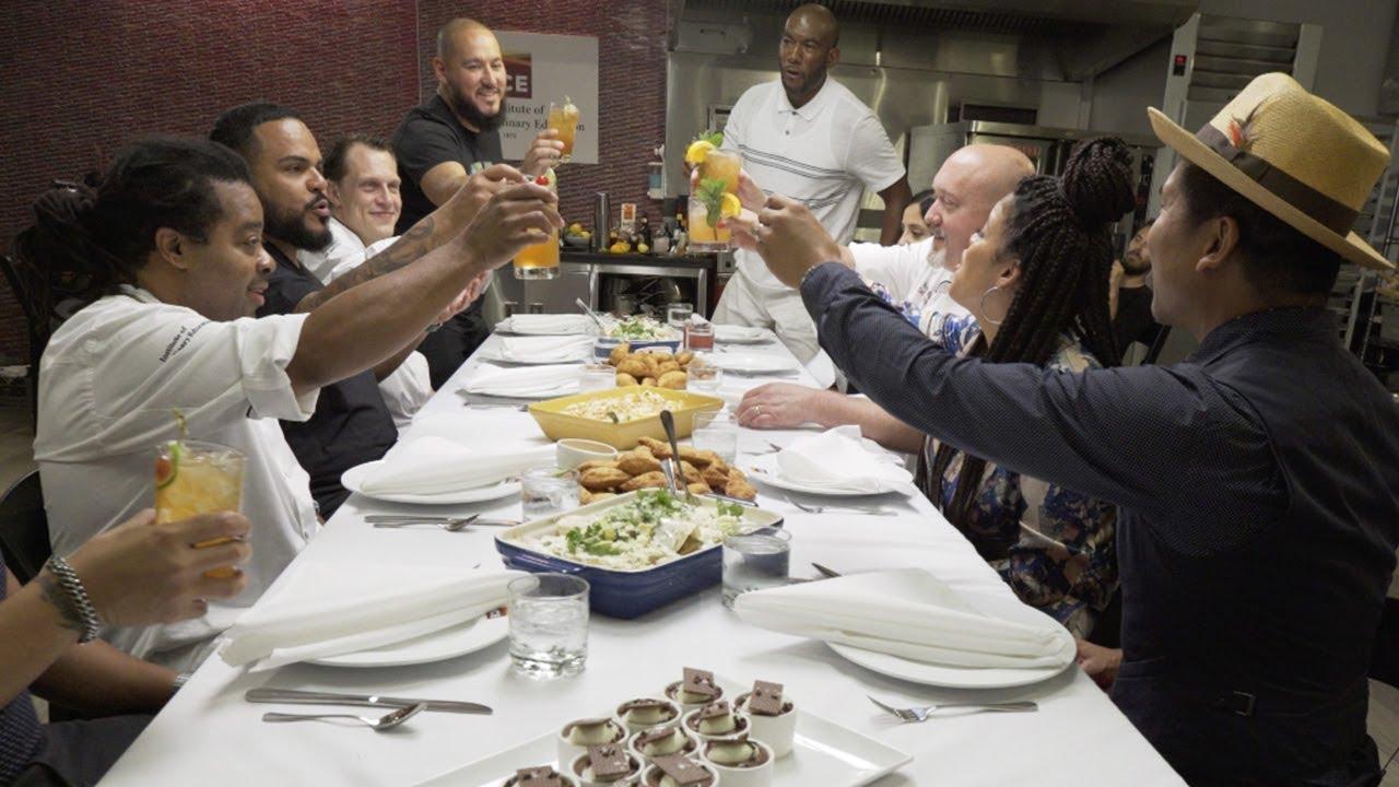 HOT 97 Family Dinner Celebrating Hispanic Heritage Month
