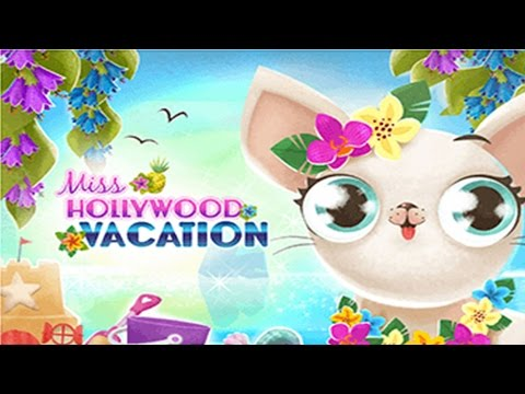 Miss Hollywood: Vacation - Pet Holiday Paradise (Budge Studios) Seasonal Update - Best App For Kids