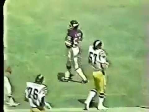 1981 Week 6 Minnesota Vikings @ San Diego Chargers