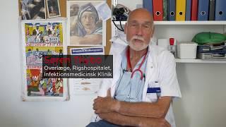 Overlæge Søren Thybo forklarer, hvad Kolera er