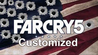 Far Cry 5 - Customized - Infinite Health + Ammo + Money