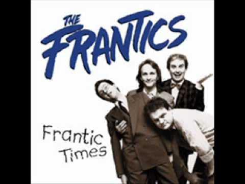 The Frantics - The Human Race