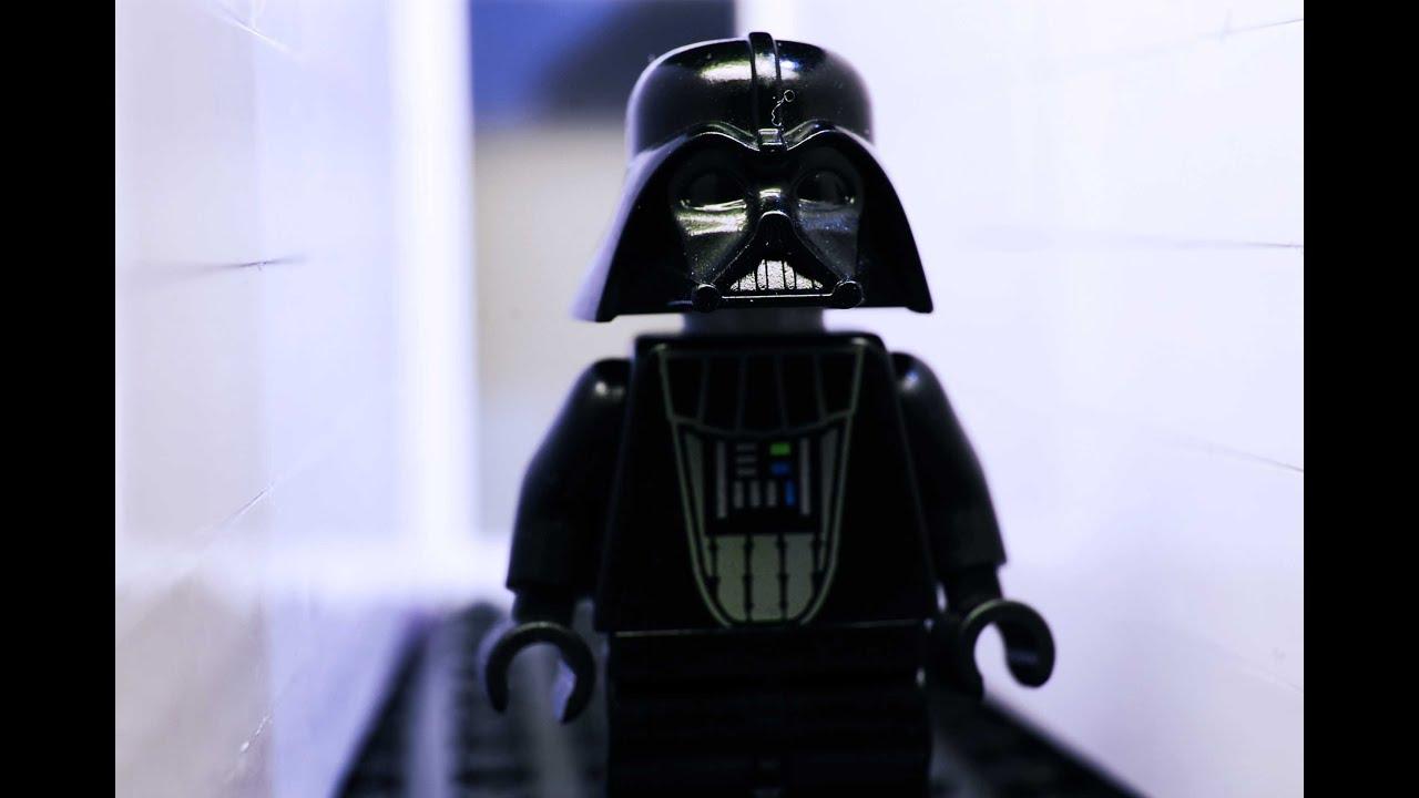 Darth Vader Volkswagen Parody LEGO - YouTube
