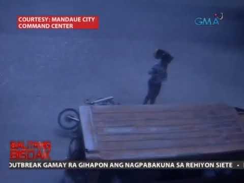 Balitang Bisdak: Mga Aksidente sa Mandaue City nga Naglambigit sa mga Motor ug PUJ