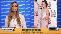 Emma Watson Elle Style Awards 2011 Fashion Recap