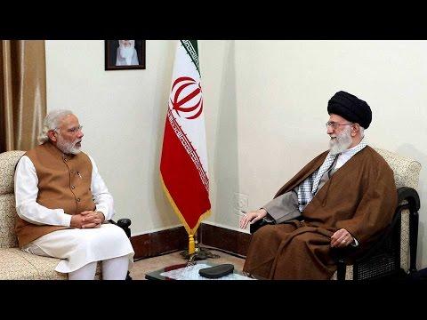 PM Modi gifts Kufic Script Quran to Ayatollah Khamenei | वनइंडिया हिन्दी