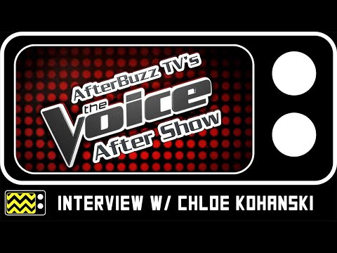 The Voice Season | Interview with Chloe Kohanski | Singing TV Weekly