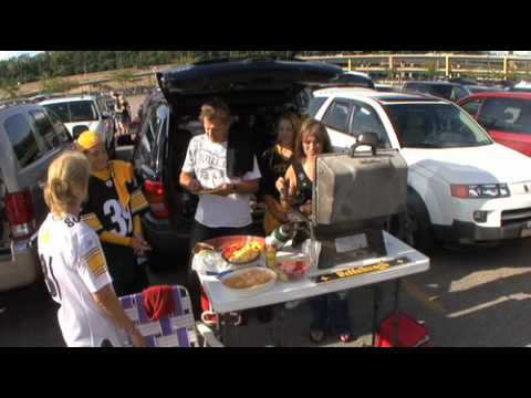 Cooking with Gretchen: Steelers tailgate