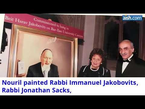 The Jewish Artist In Iran's Royal Palace