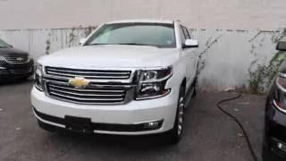 2016 Chevrolet Suburban LTZ FULL TOUR & START UP