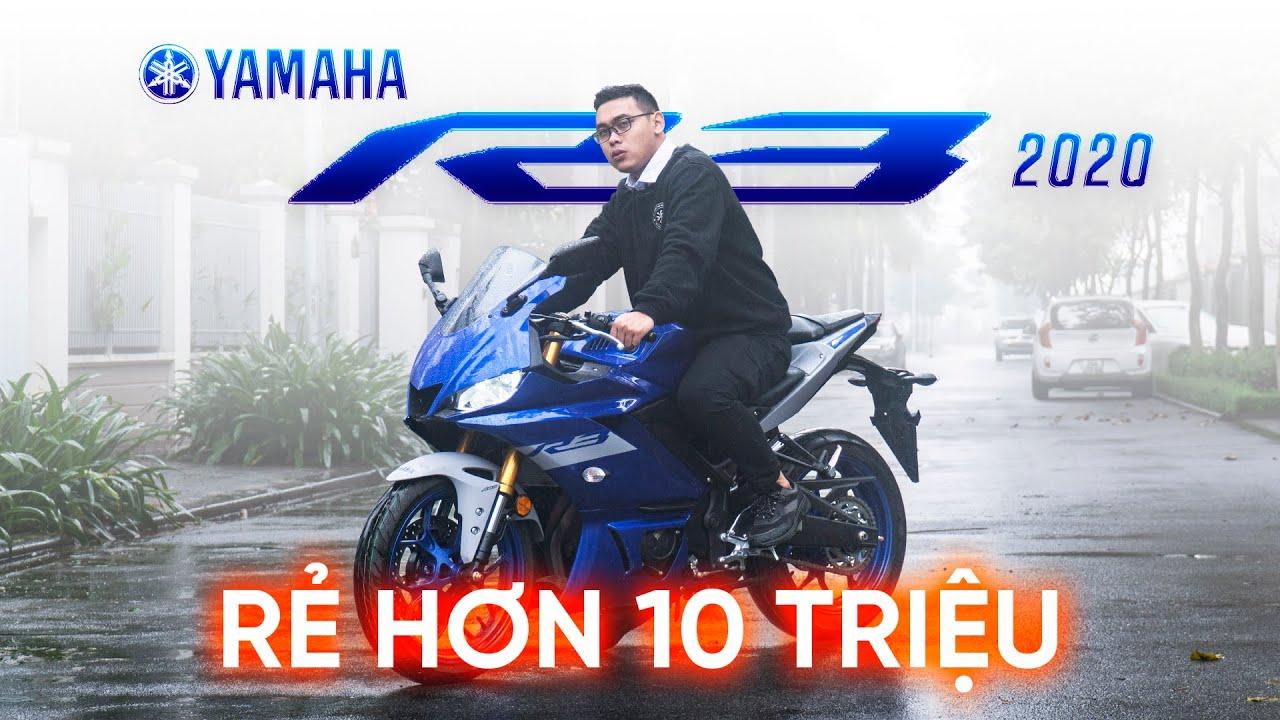 Đánh giá Yamaha R3 2020: ông vua sportbike 300cc ???