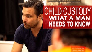 CHILD CUSTODY & False Abuse Claims | What Fathers Need to Know