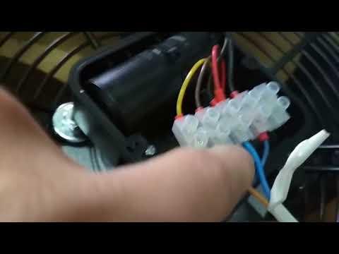 Нагнетающий вентилятор MAER  - 500 мм