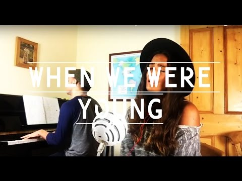 Ria Ritchie & Reece Ritchie  Adele  When We Were Young  Cover