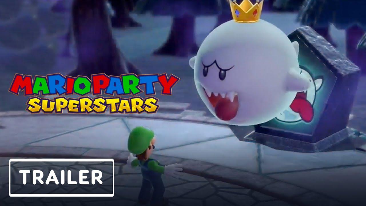 Overview Trailer για το Mario Party Superstars